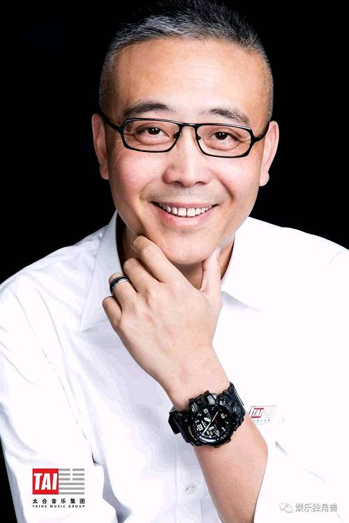 太合音乐集团董事长兼CEO钱实穆